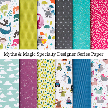 Myths & Magic Specialty Designer Series Paper