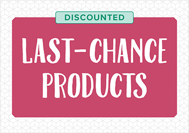 Stampin' Up! Discounts over 60 Last Chance Products - while supplies last #stampinup #dostamping