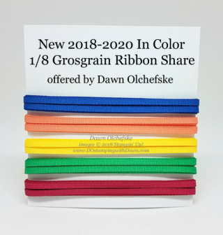 Stampin' Up! 2018-19 Annual Catalog Product Shares offered by Dawn Olchefske #dostamping #stampinup #productshares