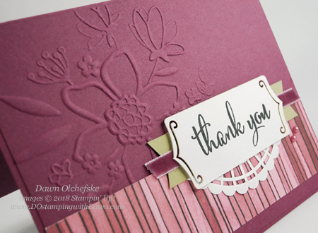 Stampin' Up! Share What You Love card by Dawn Olchefske #dostamping  #stampinup #handmade #cardmaking #stamping #diy #rubberstamping #papercrafting #sharewhatyoulove