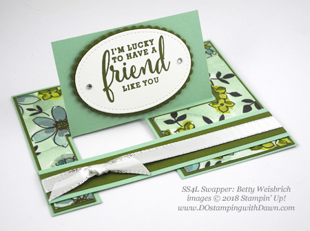 Stampin' Up! Share What You Love swap cards shared by Dawn Olchefske #dostamping #stampinup #handmade #cardmaking #stamping #diy #rubberstamping #papercrafting #sharewhatyoulove (Betty Weisbrich)