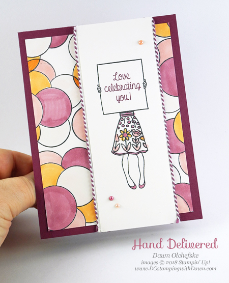 Control Freak May 2018 Blog Tour new Sneak Peeks (Hand Delivered) by Dawn Olchefske #dostamping  #stampinup #handmade #cardmaking #stamping #diy #rubberstamping #papercrafting #handdelivered #thankyoucards