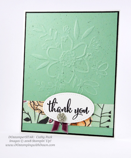 Stampin' Up! Share What You Love swap cards shared by Dawn Olchefske #dostamping  #stampinup #handmade #cardmaking #stamping #diy #rubberstamping #papercrafting #sharewhatyoulove #dostampingstars(Cathy Peck)