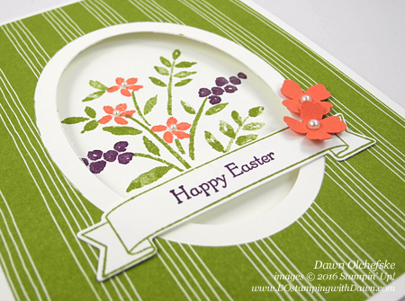 Number of Years Bundle with WildFlower Fields DSP card created by Dawn Olchefske for DOstamperSTARS Thursday Challenge #DSC171 #dostamping #stampinup