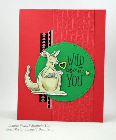 Stampin' Up! Animal Outing Bundle, Animal Expedition Designer Series Paper projects shared by Dawn Olchefske #dostamping  #stampinup #handmade #cardmaking #stamping #papercrafting #animalouting #animalexpedition