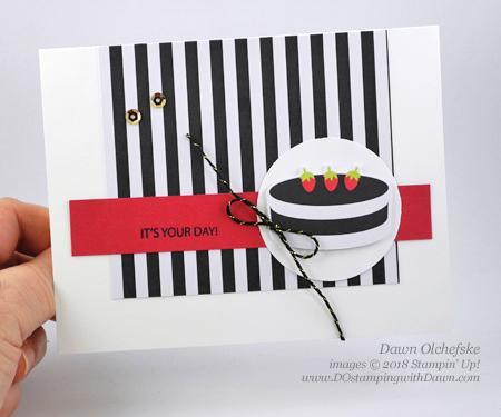 Broadway Star June 2018 Paper Pumpkin Kit ideas by Dawn Olchefske #stampinup #paperpumpkin #cardmaking #cardkit #rubberstamping #diy #BroadwayStar