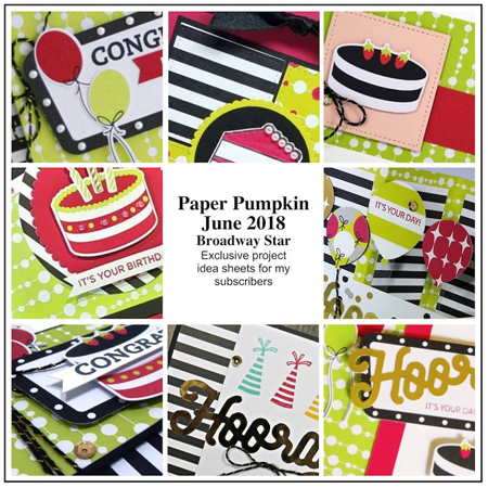 Paper Pumpkin Bonus from DOstamping, join at https://mypaperpumpkin.com?demoid=61500 #paperpumpkin #stampinup #cardkits #dostamping