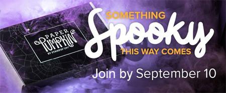 Paper Pumpkin September 2018 Kit Sneak Peak, subscribe with Dawn Olchefske at: https://mypaperpumpkin.com?demoid=61500 #paperpumpkin #cardkits