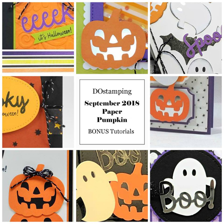 Paper Pumpkin September 2018 Kit Sneak Peak, subscribe with Dawn Olchefske at: https://mypaperpumpkin.com?demoid=61500 #paperpumpkin #cardkits