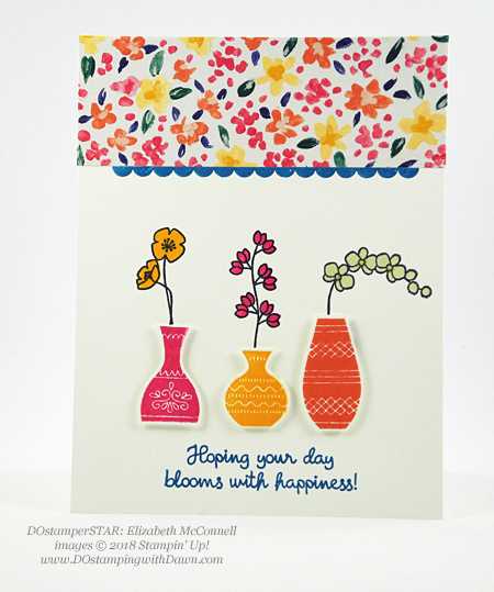 DOstamperSTARS swaps shared by Dawn Olchefske #dostamping #stampinup #handmade #cardmaking #stamping #papercrafting #dostamperstars, Stampin' Up! Abstract Impressions (Elizabeth McConnell)