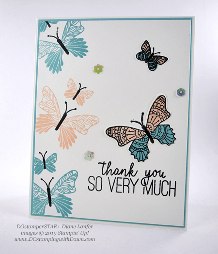 Stampin' Up! Occasions Catalog swaps created by DOstamperSTARS shared by Dawn Olchefske #dostamping #stampinup #handmade #cardmaking #stamping #papercrafting #dostamperstars (Diane Lanfer)