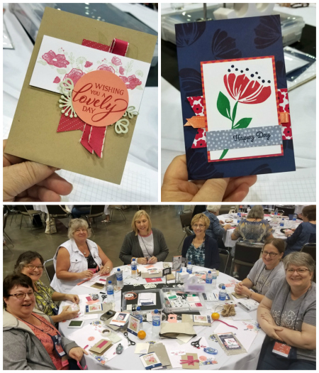 2018 Stampin' Up! Orlando OnStage experience shared by Dawn Olchefske #dostamping  #stampinup #handmade #cardmaking #stamping  #papercrafting #onstage2018 #stampinup30