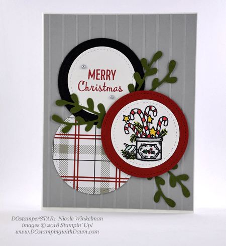 DOstamperSTARS holiday swaps shared by Dawn Olchefske #dostamping  #stampinup #cardmaking #stamping #papercrafting (Nicole Winkleman)