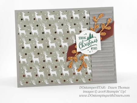 DOstamperSTARS holiday swaps shared by Dawn Olchefske #dostamping  #stampinup #cardmaking #stamping #papercrafting (Dawn Thomas)