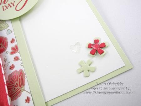 Stampin' Up! Forever Lovely Bundle card by Dawn Olchefske #dostamping #howdshedothat #stampinup #handmade #cardmaking #stamping #papercrafting#simplestamping