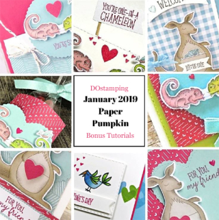 Be My Valenting, Jan 2019 Paper Pumpkin with DOstamping, receive a free alternate ideas tutorial PDF.  Join with Dawn Olchefske here:  http://bit.ly/DOstampingPaperPumpkin  #paperpumpkin #dostamping #stampinup #alternateideas