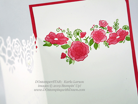 Stampin' Up! Occasions Catalog swaps created by DOstamperSTARS shared by Dawn Olchefske #dostamping #stampinup #handmade #cardmaking #stamping #papercrafting #dostamperstars (Karla Larson)