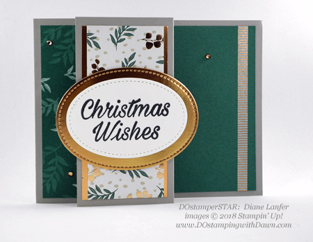 DOstamperSTARS holiday swaps shared by Dawn Olchefske #dostamping  #stampinup #cardmaking #stamping #papercrafting (Diane Lanfer)
