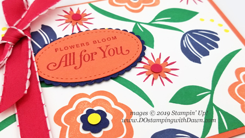 Stampin' Up! Bloom By Bloom Bundle and All That You Are stamp set shared by Dawn Olchefske #dostamping #howdshedothat #stampinup #handmade #cardmaking #stamping #papercrafting