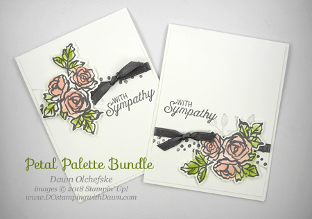 Stampin' Up! Last Chance Products: 9 More Samples