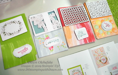 Stampin' Up! Incredible Like You Project Kit shared by Dawn Olchefske #dostamping #howdshedothat #stampinup #cardmaking #stamping #papercrafting #projectkits