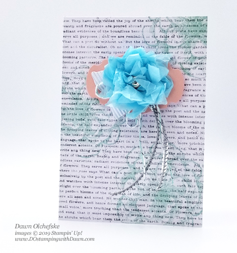 Sentimental Rose April 2019 Paper Pumpkin Kit alternate ideas by Dawn Olchefske #stampinup #paperpumpkin #cardmaking #cardkit #rubberstamping #diy #sentimentalrose