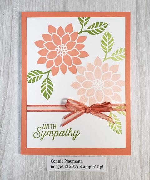 DOstamperSTARS share their creations!   #dostamping  #stampinup #handmade #cardmaking #stamping #papercrafting#DOstamperSTARS (Connie Plaumann - Flourishing Phrases)