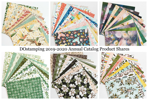 Announcing DOstamping 2019/2019 Annual Catalog Product Shares