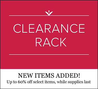 Stampin' Up! Clearance Rack - new items added!  up to 60% off #stampinup #clearancerack #dostamping #savemoney