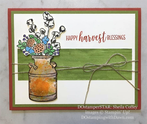 15 Halloween/Fall inspired projects created by DOstamperSTARS shared by Dawn Olchefske #dostamping #howdshedothat #stampinup #handmade #cardmaking #stamping #papercrafting (Shelia Coffey)