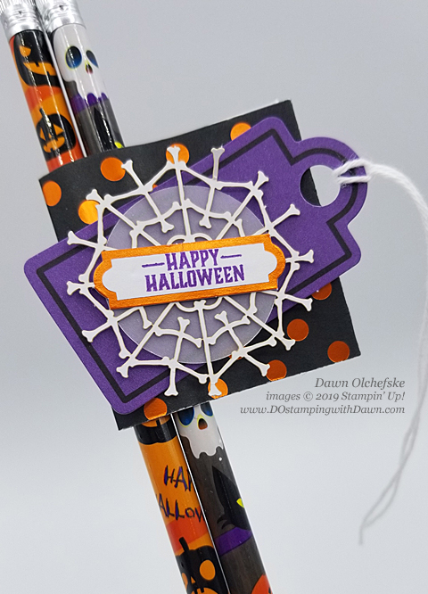 4 Bone Appetit Paper Pumpkin kit alternative ideas shared by Dawn Olchefske #dostamping #howdshedothat #stampinup #handmade #papercrafting  #craftkitsinthemail