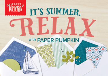July 2019 Paper Pumpkin kit coordinates with 3 new Product Suites!  #dostamping #paperpumpkin #cardkits #papercrafting