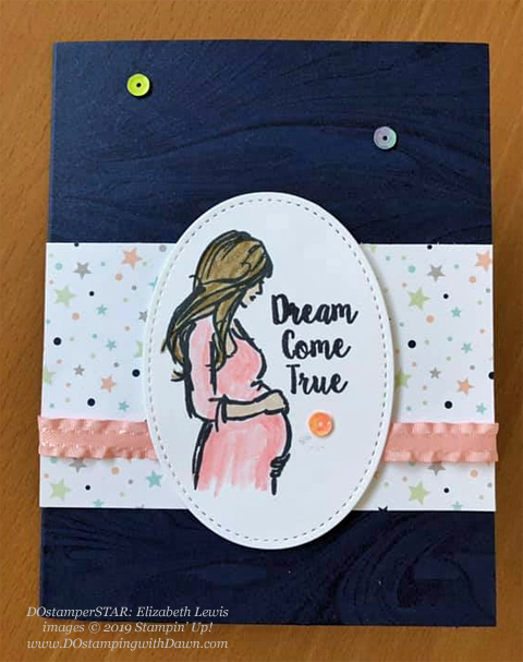 DOstamperSTARS share their creations!   #dostamping  #stampinup #handmade #cardmaking #stamping #papercrafting #DOstamperSTARS (Elizabeth Lewis - Wonderful Moments)