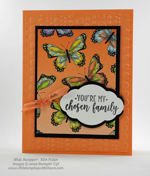 Stampin' Up! Botanical Butterfly Designer Series Paper shared by Dawn Olchefske #dostamping #howdshedothat #stampinup #handmade #cardmaking #stamping #papercrafting (Kim Nolan)