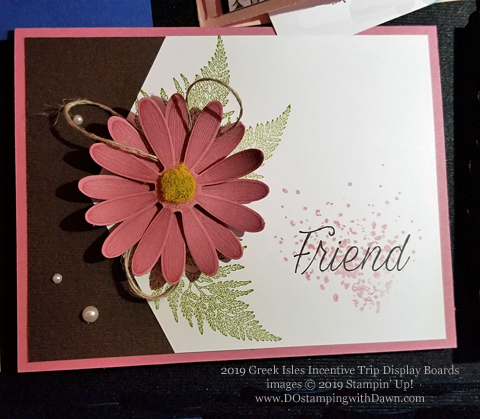 13 Fab-Tabulous Daisy Lane Bundle cards shared by Dawn Olchefske #dostamping  #stampinup #cardmaking #papercrafting  #2019SUGreece (2019 Greek Isles Display Boards)