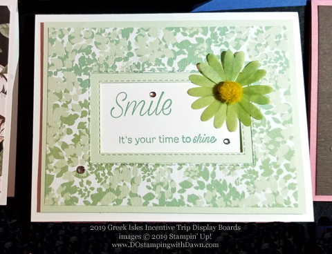 13 Fab-Tabulous Daisy Lane Bundle cards shared by Dawn Olchefske #dostamping  #stampinup #cardmaking #papercrafting#2019SUGreece (2019 Greek Isles Display Boards)