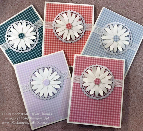 13 Fab-Tabulous Daisy Lane Bundle cards shared by Dawn Olchefske #dostamping  #stampinup #cardmaking #papercrafting  #dostamperSTARS (Dawn Thomas)