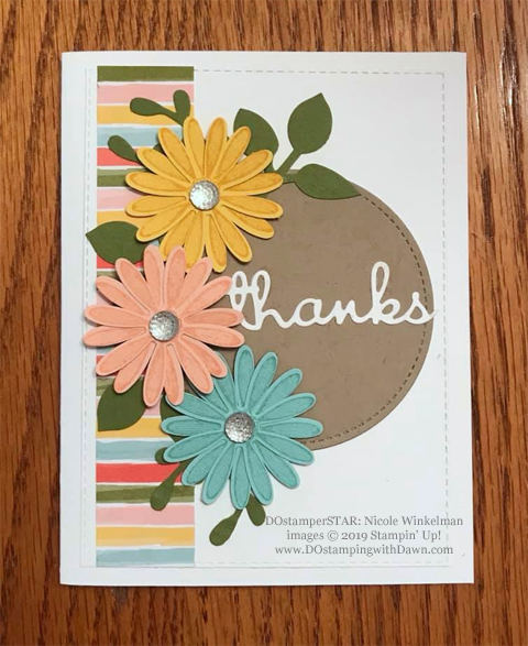 13 Fab-Tabulous Daisy Lane Bundle cards shared by Dawn Olchefske #dostamping  #stampinup #cardmaking #papercrafting#dostamperSTARS (Nicole Winkelman)