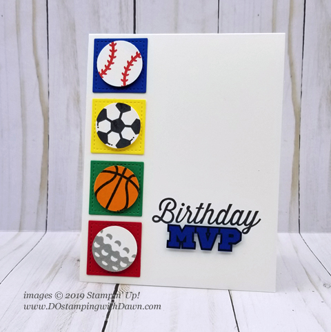 Stampin' Up! For the Win card shared by Dawn Olchefske #dostamping #howdshedothat #stampinup #handmade #cardmaking #stamping #papercrafting #kidscards