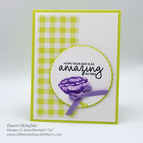Quick & Cute Incredible Like You card from Dawn Olchefske #dostamping #howdshedothat #stampinup #handmade #cardmaking #stamping #papercrafting #DOswts313 #quickandcute