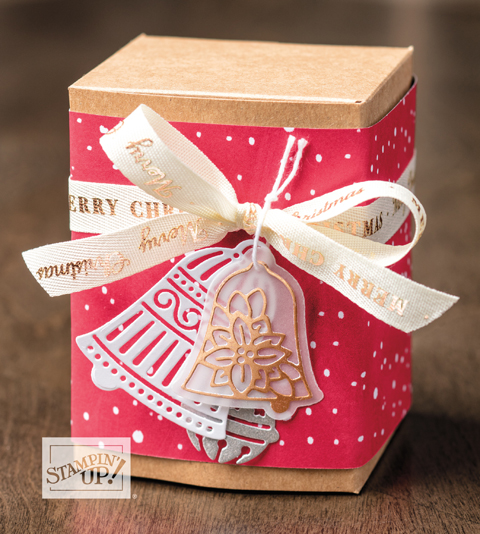 Bells are Ringing Bundle - Dawn Olchefske Holiday Favorites! #dostamping #stampinup #handmade #cardmaking #stamping #papercrafting  #2019SUholiday