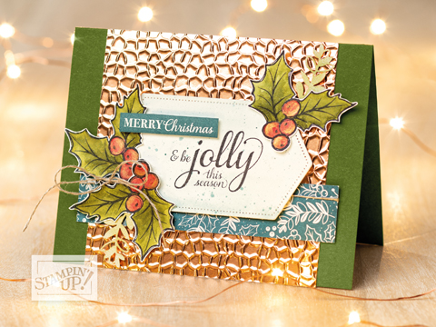 Brightly Gleaming Suite - Dawn Olchefske Holiday Favorites! #dostamping #stampinup #handmade #cardmaking #stamping #papercrafting  #2019SUholiday
