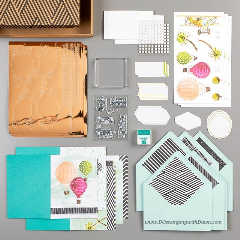 DO-Looking Up Card Kit