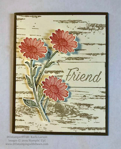 13 Fab-Tabulous Daisy Lane Bundle cards shared by Dawn Olchefske #dostamping  #stampinup #cardmaking #papercrafting  #dostamperSTARS (Karla Larson)