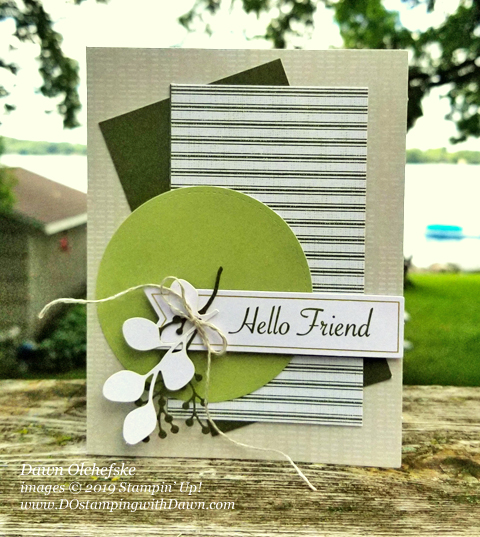 July 2019 On My Mind from Dawn Olchefske dostamping #stampinup #handmade #cardmaking #stamping #diy #papercrafting #paperpumpkin #cardkits, Paper Pumpkin