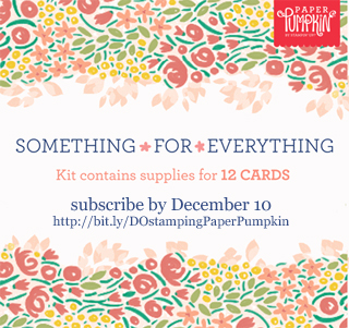 Paper Pumpkin Dec 2019 - Something for Everything Sneak Peek, subscribe with Dawn Olchefske by December 10th at http://bit.ly/DOstampingPaperPumpkin #paperpumpkin #alloccasioncards #dostamping #stampsinthemail