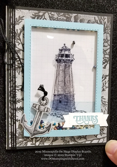 Stampin' Up! Sailing Home Bundle cards shared by Dawn Olchefske #dostamping  #stampinup #handmade #cardmaking #stamping #papercrafting #masculinecards - OnStage Display Boards