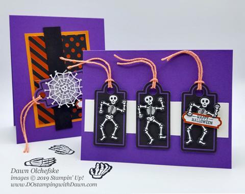 Paper Pumpkin September Bone Appetit Blop Hop | Dawn Olchefske dostamping #stampinup #handmade #cardmaking #stamping #diy #papercrafting #paperpumpkin #halloween