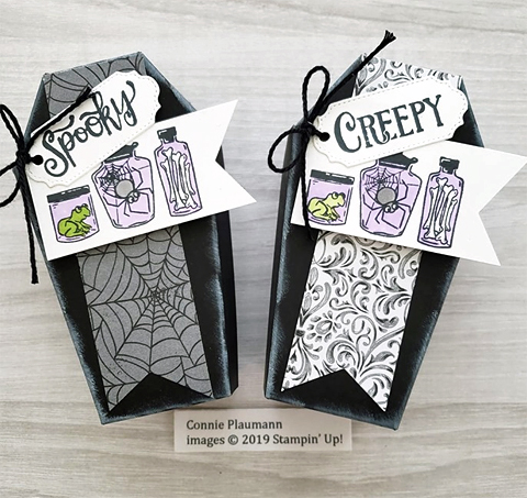 15 Halloween/Fall inspired projects created by DOstamperSTARS shared by Dawn Olchefske #dostamping #howdshedothat #stampinup #handmade #cardmaking #stamping #papercrafting (Connie Plaumann)