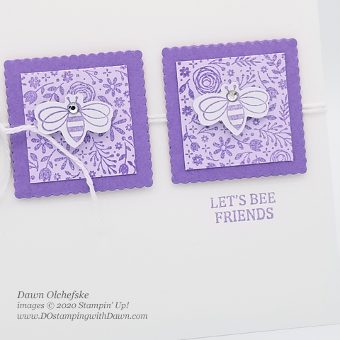 3 easy Paper Pumpkin projects using I'll Bee yours, shared by Dawn Olchefske #dostamping #howdshedothat #paperpumpkin #handmade #stamping #papercrafting #valentinesdayprojects